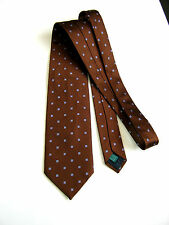 ANDREW'S ZADI TIES Milano  MADE IN ITALY ORIGINALE 100% SETA SILK