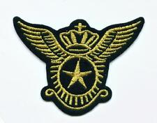 Air Force Army Patch Army Patch Wings & Crown Ejército EE. UU.