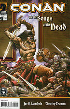 Conan And The Songs Of The Dead #2 (NM)`06 Lansdale/ Truman