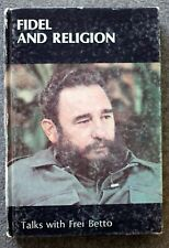 1987 FIDEL CASTRO AND RELIGION Cuba CUBAN Frei Betto HAVANA Habana RUZ Council