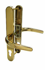 68 PZ UPVC Door Handle to suit Fullex - Lever / Lever - PVD Gold - DH4700 V