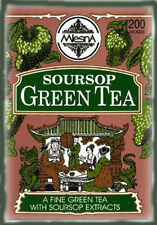 200g Mlesna Pure Ceylon Soursop Green Tea Graviola Loose Tea Boxes.