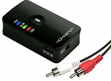 HOMESPOT dual streaming audio bluetooth wireless portatile Trasmettitore per TV con