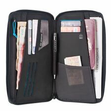 Lifeventure RFID Protected Travel Document Wallet (passport, tickets, cards)
