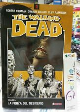 THE WALKING DEAD VOL.4 LA FORZA DEL DESIDERIO - Ed. SALDAPRESS - SCONTO 20%