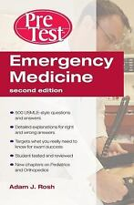 Emergency Medicine PreTest Self-Assessment and Review, Second Edition (PreTest C
