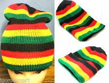 New Bennie Cap Beanie Rasta Jamaican Style Hat Fashion Unisex Mens Ladies