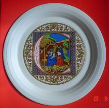 Hornsea Limited Edition Christmas Plate 1979 BOXED