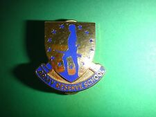 US Army RESERVE FORCES SCHOOL Distinctive Unit Insignia