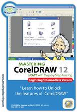 Learn Corel Draw 12 Training tutorial