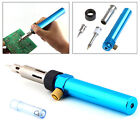Stylish Gas Blow Torch Soldering Solder Iron Gun Butane Cordless Welding Pen 1Pc