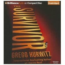 The Survivor by Gregg Hurwitz (2013, CD, Unabridged)