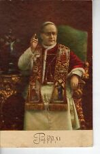 57798 POPE PAPA 1930 PIO XI DESIO MONZA E BRIANZA