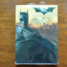 DC Batman Begins playing cards set New AS IS  MIB