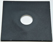 HORSEMAN/Sinar fit Lens Board 34mm Cut Out - Copal 0 -