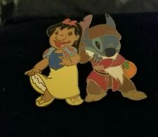 Disney Auctions (P.I.N.S.) - Lilo & Stitch Snow White Costumes LE 1000 Pin