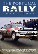 The Portugal Rally 1985 - 1991 (New DVD) Rallying WRC Group B Rallye de