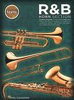 R&B Horn Section Learn to Play Blues Jazz Tenor Saxophone Sax Sheet Music Book