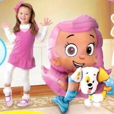 "Bubble Guppies Airwalker 39"" Tall Birthday Party Jumbo Balloon"