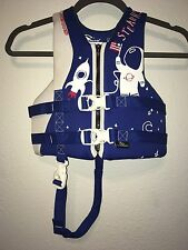 Stearns Astronaut Child's Life Vest 30-50 Lbs