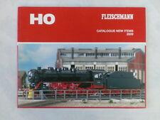 FLEISCHMANN - CATALOGO NOVITA' 2009 - HO FS