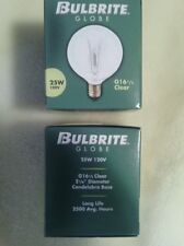 2- replacement 25 watt Light Bulbs-Fits Full Size Scentsy Warmers - FREE SHIP!!!