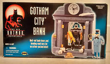 1997 Kenner The New Batman Adventures Gotham City Bank Action Figure Play Set