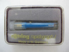 ROTRING VINTAGE RAPIDOGRAPH J SERIES BLUE NIB REPLACEMENT NEW IN BOX  757070