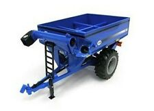 New Holland Blue Grain Cart