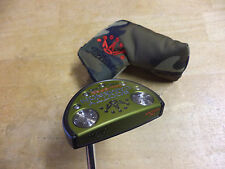 """New 2016 Titleist SCOTTY CAMERON Limited Holiday Mil-Spec H16 5MB PUTTER 34"""""""