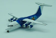 1:400 Jet-X Titan Airways BAe 146-200QC -G-ZAPK