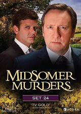 Midsomer Murders, Set 24 New DVD! Ships Fast!