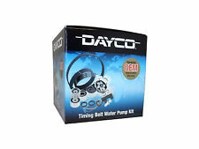 DAYCO TIMING KIT INC WATERPUMP FOR TOYOTA MR2 87-90 1.6 4CYL 16V AW11 4A-GELU