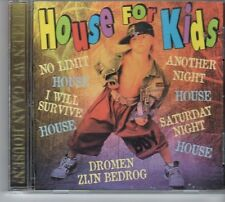(ES277) House for Kids, 14 tracks - CD