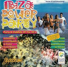 IBIZA POWER PARTY / 2 CD-SET - TOP-ZUSTAND