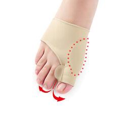 Foot gel Pain Relief Hallux Valgus Big Toe Bunion Straightener Corrector belt