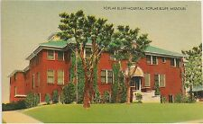 Poplar Bluff Hospital in Poplar Bluff MO Postcard