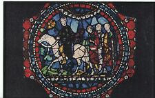 Kent Postcard - Canterbury Cathedral - Early 13th C Glass Trinity Chapel  ZZ883