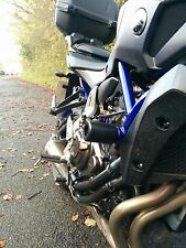 YAMAHA MT-07 2014 CRASH MUSHROOMS PROTECTORS ENGINE SLIDERS BOBBBINS Brand New