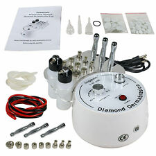 3in1 DIAMOND MICRODERMABRASION DERMABRASION FACIAL PEEL MACHINE BEAUTY Spa Lift
