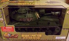 1/18  ULTIMATE SOLDIER XD M48A3 Patton vietnam tank misb xtreme detail