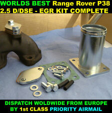 Land Rover Range Rover P38 2.5 D/DSE EGR BLANKING KIT COMPLETE TD TDI PLUGS