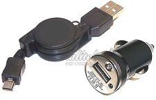 MINI KFZ  LADEGERÄT + DATENKABEL LADEKABEL USB MICRO für HTC ONE X / ONE XL
