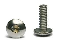 Torx Truss Head Machine Screw Stainless Steel Screws #6-32 x 1/4 QTY 25