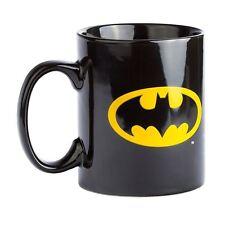 Official DC Comics Batman Retro Classic Logo Ceramic Coffee Mug - Boxed