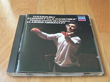 "Ashkenazy - Tchaikovsky : Symphony No. 6 ""Pathétique"" - CD Decca West Germany"