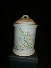 Royal Winton, Biscuit Barrel.Staffordshire Ironstone English .