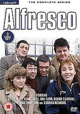 ALFRESCO -THE COMPLETE SERIES NEW DVD
