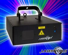 """LASERWORLD """"ES-400RGB QS"""" 400mW RGB Laser mit DMX / Auto / Sound / Master-Slave!"""