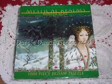 Mystical Realms WINTER ROSE 1000 Pc Jigsaw Puzzle Kinuko Y Craft